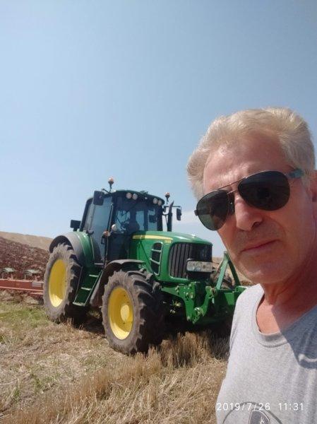 Ο κ. Γιώργος Ζιάμας είναι γεωργός, γεωπόνος, αντιπρόεδρος ΠΣΑΘ