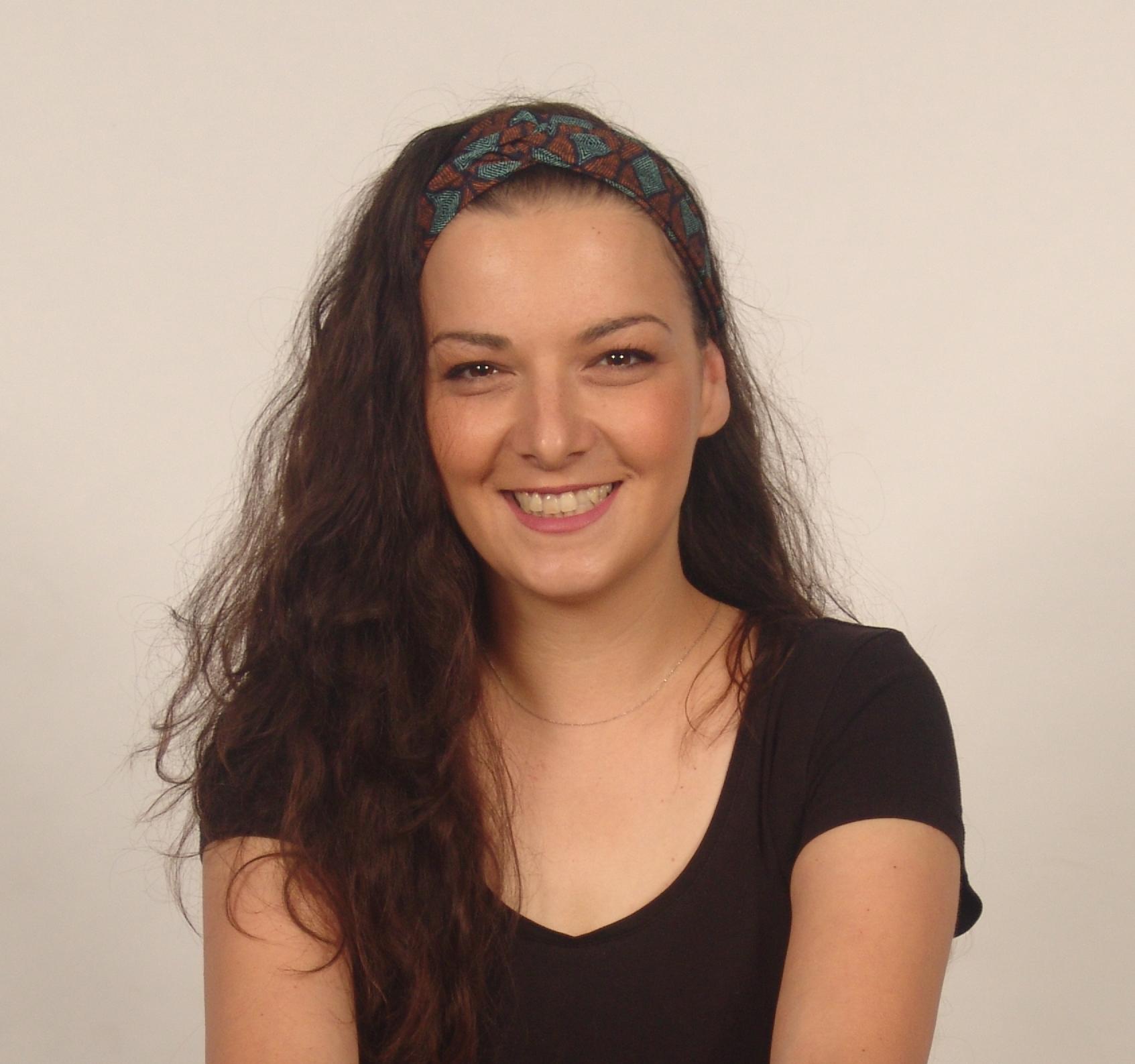 Η Μαρία Δεληγιάννη είναι ερμηνεύτρια