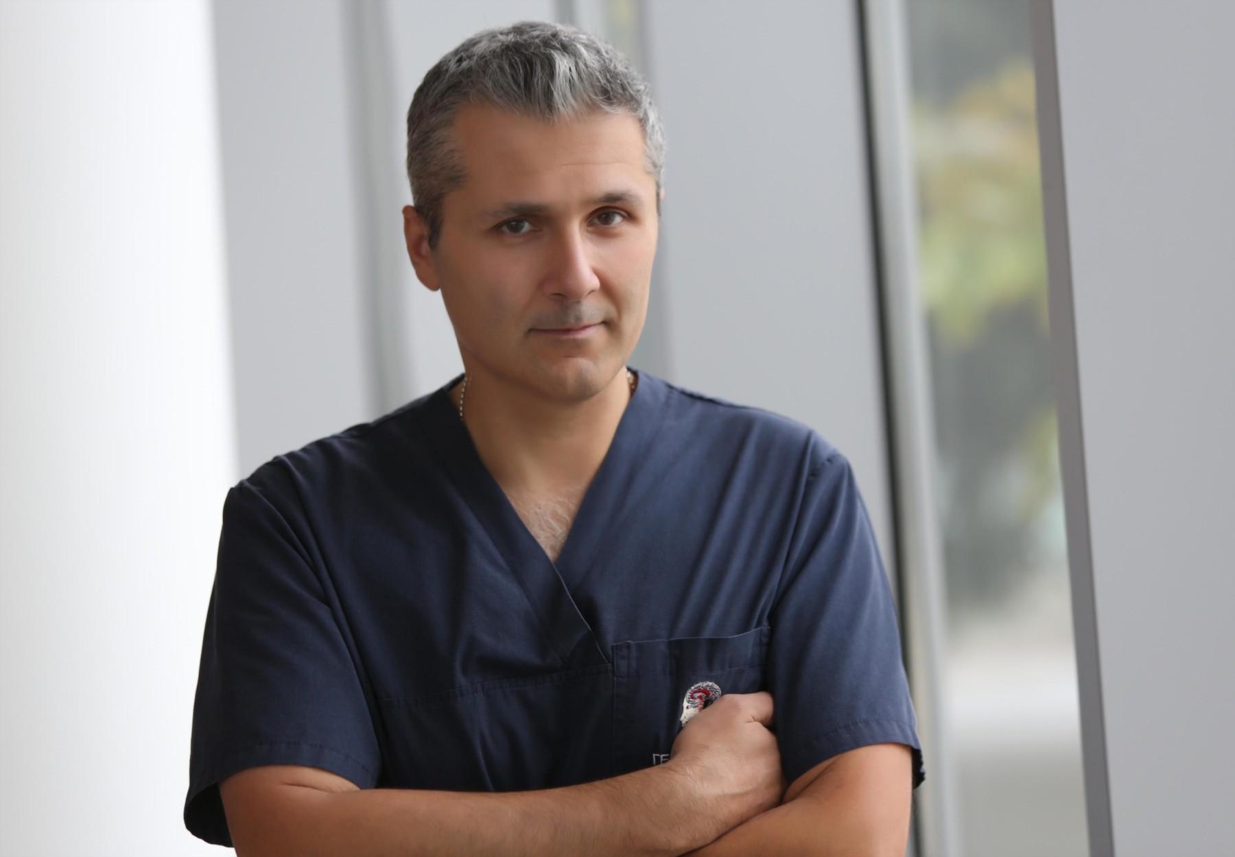 Ιορδάνης Κ. Γεωργιάδης MD, Επιμελητής Α' Νευροχειρουργός, A' Νευροχειρουργική κλινική ΙΑΣΩ Θεσσαλίας