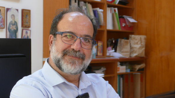 Χρήστος Χατζηχριστοδούλου, Καθηγητής Επιδημιολογίας και Υγιεινής του Πανεπιστημίου Θεσσαλίας